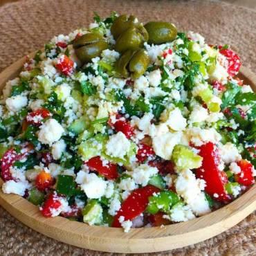 Çingene Salatası
