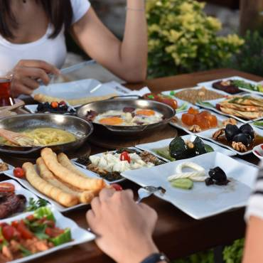 Tereci Mavişehir Kahvaltı Salonu Yeniden Sizlerle