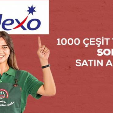 Sodexo ile Online Alışveriş Tereci'de
